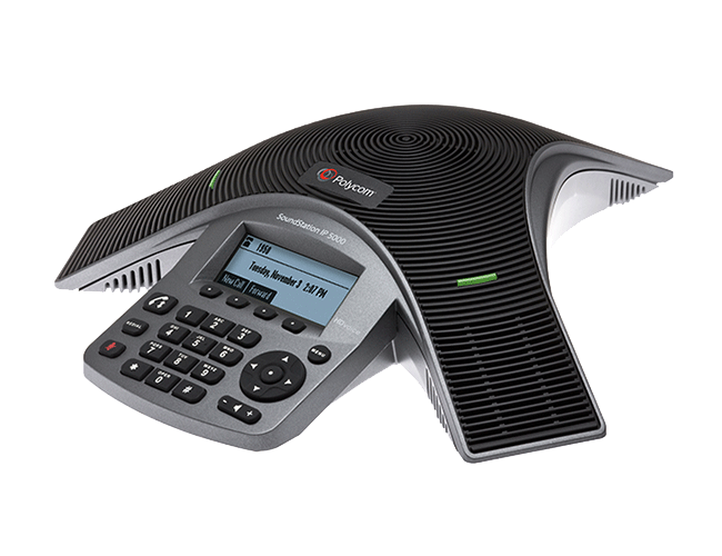 City VoIP carries Polycom-IP-5000